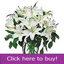 Bunratty florist special lily arrangement