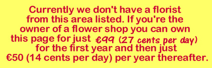 Killaloe florist vacancy